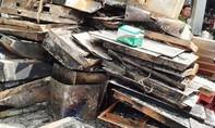 Chập điện ổ cắm tủ lạnh khiến 4 thanh niên chết cháy