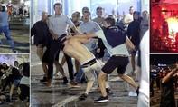 Hooligan Anh quậy phá tưng bừng ở Euro 2016
