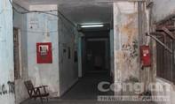 Vẻ hoang lạnh đến rợn người của chung cư 727 Trần Hưng Đạo