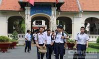 Gần 69.000 học sinh tại TP.HCM bước vào kỳ thi tuyển sinh lớp 10