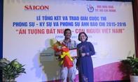 Trao giải báo chí 'Ấn tượng đất nước – con người Việt Nam'