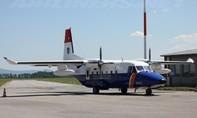 Máy bay chở 9 người mất liên lạc khi đang tìm phi công Su-30 mất tích