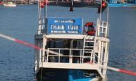 Khởi tố, bắt giam chủ tàu và tài công trong vụ lật tàu trên sông Hàn