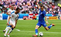 """Croatia - CH Czech (2-2): """"Tội đồ"""" Domagoj Vida"""