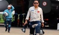 Quê nhà chờ đón phi công Trần Quang Khải