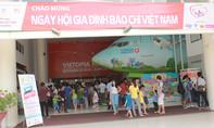 Ngày hội gia đình báo chí Việt Nam: Tự hào khi ba mẹ là nhà báo