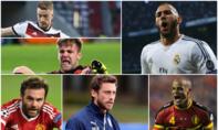 Đội hình các ngôi sao vắng mặt đủ sức làm nên kỳ tích tại Euro 2016