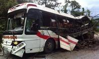 Nổ xe khách ở Lào, ít nhất 8 người Việt thiệt mạng