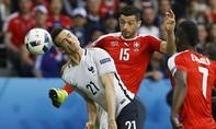Thuỵ Sĩ - Pháp (0-0): Nắm tay nhau bước vào vòng tiếp theo