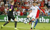 Anh - Slovakia (0-0): Tam sư chơi 'phủ đầu' nhưng thiếu đột phá