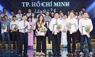 Giải Báo chí TP.HCM lần thứ 34: Vinh danh 51 tác phẩm xuất sắc