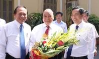 Thủ tướng Nguyễn Xuân Phúc: Tôi đề nghị báo chí phản ánh kịp thời những vấn đề bức xúc xã hội