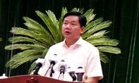 Bí thư Đinh La Thăng: Xử lý nghiêm cán bộ, công chức tham nhũng, hách dịch
