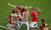 Euro 2016: Lạ lùng bảng F