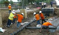 TP.HCM: Đề xuất đầu tư 10 triệu USD cải tạo cống cũ