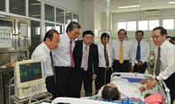 Lần đầu tiên bệnh viện tỉnh can thiệp tim mạch bằng kĩ thuật cao thành công