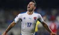 """Đức- Slovakia: """"Xe tăng"""" khó xơi địch thủ"""