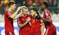"""Bỉ - Hungary: Bỉ lo ngại địch thủ """"nhỏ mà có võ"""""""