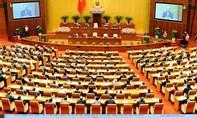 Đại biểu Quốc hội khóa 13 biểu quyết hoãn thi hành Bộ luật Hình sự mới