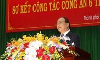 Thủ tướng Nguyễn Xuân Phúc: Không được để tội phạm lộng hành