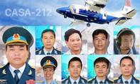 Bộ Quốc phòng thăng quân hàm tổ bay Casa 212