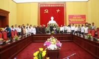 Thứ trưởng Bùi Văn Nam: Các tôn giáo tiếp tục đồng hành cùng dân tộc để xây dựng đất nước mạnh giàu