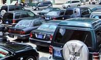 Thanh lý 264 ô tô công gần 80 tỷ, thu về 390 triệu