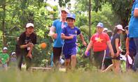 TP.HCM: Lần đầu tiên trẻ tự kỷ được tham gia hội thao thân thiện