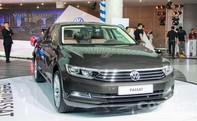 Volkswagen ra mắt Passat giá từ 1,45 tỷ đồng, cạnh tranh Camry