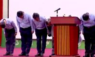 Formosa cúi đầu xin lỗi Chính phủ và nhân dân Việt Nam