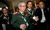 Thượng tướng Nguyễn Chí Vịnh trả lời phỏng vấn báo chí quốc tế