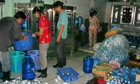 Thanh tra các cơ sở cung cấp nước ăn uống, sinh hoạt ở Sài Gòn
