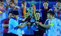 Thắng Singapore 3-0, Việt Nam vô địch AYA Bank Cup