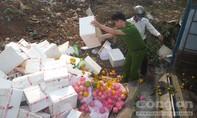 Xử lý 118 cơ sở vi phạm vệ sinh an toàn thực phẩm
