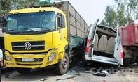 Khởi tố tài xế xe khách chạy lấn tuyến gây tai nạn làm 4 người chết