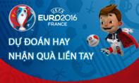 """""""Dự đoán hay – Nhận quà liền tay"""" kết quả Euro 2016 trên báo điện tử Công an TP.HCM"""