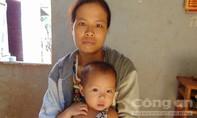 Đau xót gia cảnh người góa phụ nghèo một mình nuôi hai con nhỏ