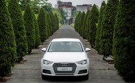 Audi A4 2016 trình làng tại Việt Nam giá từ 1.65 tỷ đồng