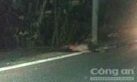 Chạy xe máy tốc độ cao rồi tông cột điện, 2 thanh niên tử vong