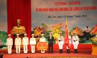 Kỷ niệm 70 năm Ngày truyền thống lực lượng ANND