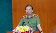Bộ trưởng Tô Lâm: Đẩy nhanh tiến độ điều tra, truy tố, xét xử các vụ án nghiêm trọng
