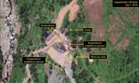 Phát hiện dấu hiệu hoạt động tại bãi thử hạt nhân Punggye-ri