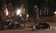 Hai xe máy tông nhau, 1 người bị chấn thương sọ não