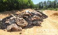 Xả lũ ồ ạt tại vùng phát hiện chất thải Formosa