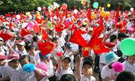 Ngày 15-8, học sinh TP.HCM tựu trường năm học mới