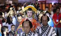 Nàng Maiko Nhật Bản 'bằng xương bằng thịt' đến Sài Gòn