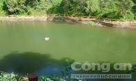 Phó Công an phường suýt chết khi nhảy xuống hồ cứu nghi can cướp giật