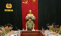 """""""Tăng cường công tác bảo vệ lãnh đạo cấp cao, các mục tiêu trọng yếu của Đảng và Nhà nước"""""""