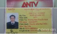 Giả trưởng ban truyền hình Công an Nhân dân để tàng trữ ma tuý