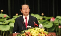 Chủ tịch nước dự Kỷ niệm 40 năm thành phố Sài Gòn - Gia Định vinh dự mang tên Bác